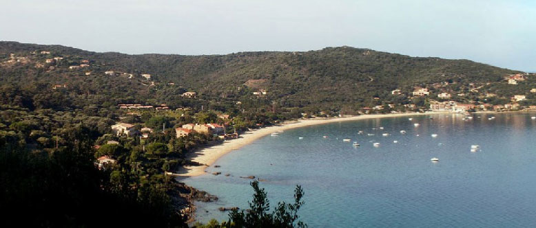 photo camping la vallee campomoro corse